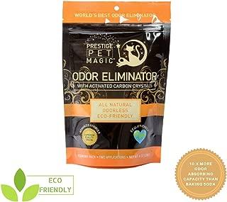 Prestige Pet Magic - Cat Litter Deodorizer - Odor Control Cat Litter -Activated Carbon Acts as Litter Odor Eliminator