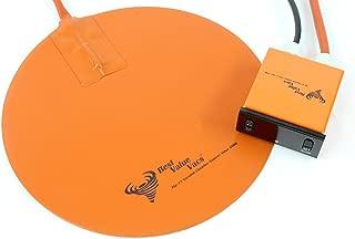 Best Value Vacs Heatpad10inch Vacuum Chamber Digital Heat Pads, 10