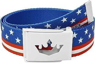 Meister Player Golf Web Belt - Adjustable & Reversible