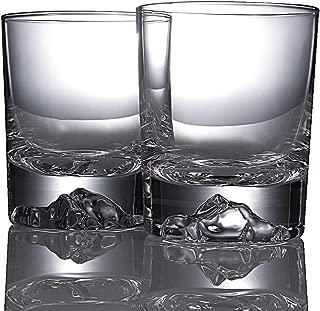mt everest whiskey glasses