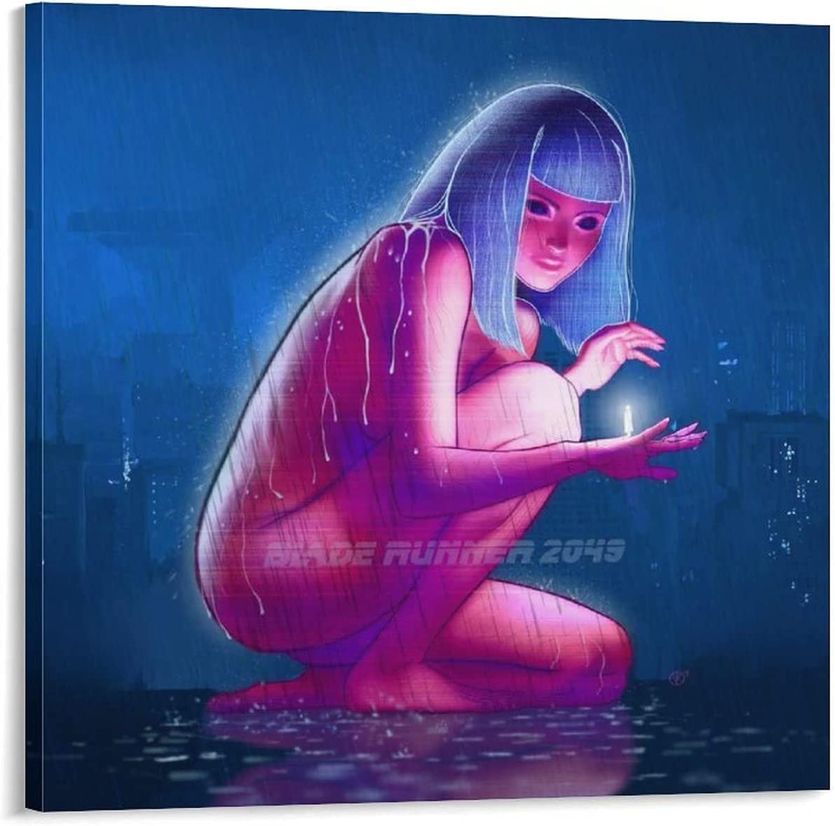 Joi Runner Max Outlet sale feature 71% OFF 2049 Buttock Nude Decorative Movie Poster Pain