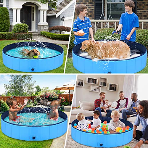 GoStock Dog Pool for Large Dogs