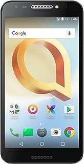 Alcatel A30 PLUS Unlocked Smartphone (AT&T/T-Mobile/Verizon) - 5.5