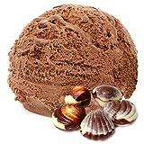 Belgische Praline Geschmack 1 Kg Gino Gelati Eispulver Softeispulver für