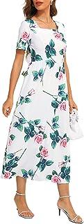 فستان للنساء طويل انيق من فرايداي ان