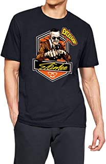 Stan Lee Short Sleeves T-Shirt Unisex