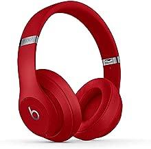 Beats Studio3 Wireless Headphones - Red (Renewed)