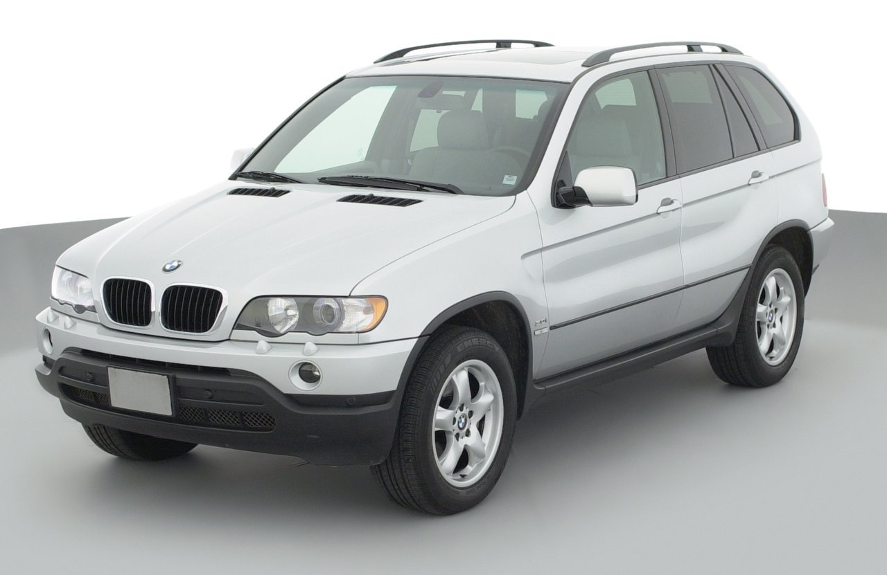 ... 2002 BMW X5 4.4i, X5 4-Door All Wheel Drive ...
