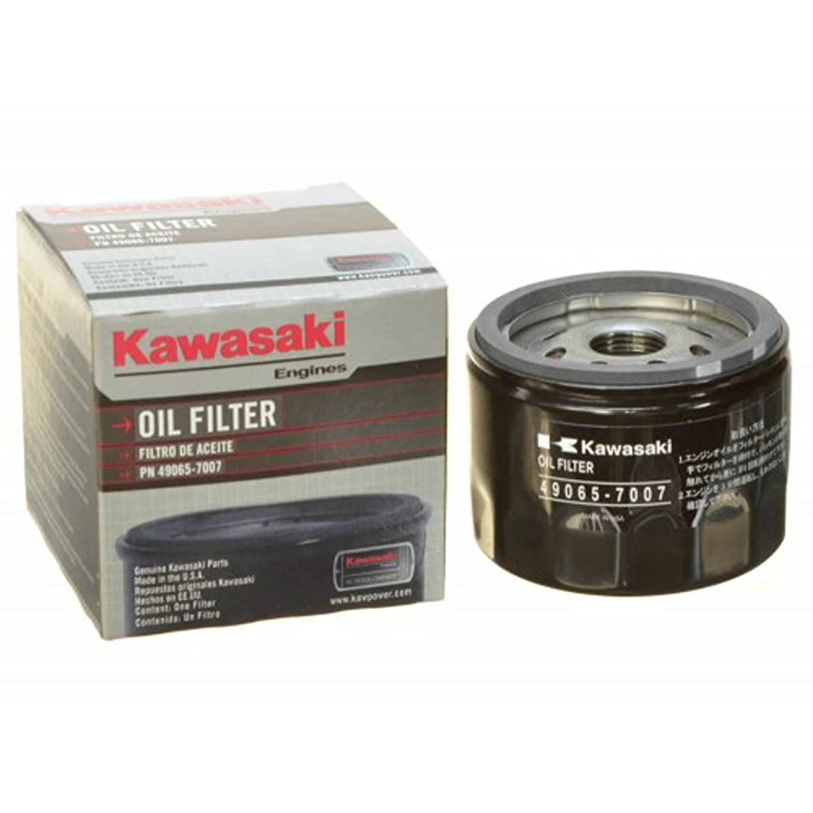 Kawasaki 49065-7007 Oil Filter walpfbf394084