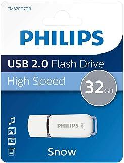 Philips FM32FD70B/10 Snow Edition 32GB Speicherstick USB 2.0