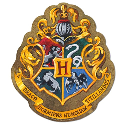 Mousepad Harry Potter - Hogwarts [Importación Italiana]