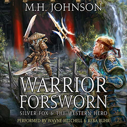 Silver Fox & the Western Hero: Warrior Forsworn cover art