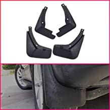 Maite Car Front and Rear Mud Flaps Splash Guards Fender Mudguard for Mazda 3 (BK) Hatch Hatchback M3 2004-2008 4Pcs