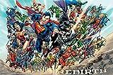 DC Comics Drucken, Mehrfarbig, 61 x 91.5cm