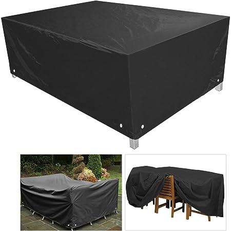 Housse de pluie chaise protection antipoussière Outdoor Couvercle étanche meubles de jardin