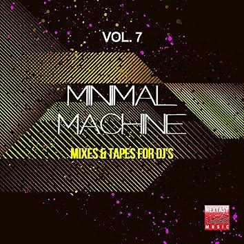 Minimal Machine, Vol. 7 (Mixes & Tapes For DJ's)