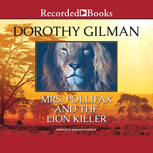 Mrs. Pollifax and the Lion Killer Titelbild