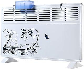 XJZHANG Montado en la Pared o Libre de pie Caliente por convección del radiador por convección de calefacción domésticos Calentadores de baño de Ahorro de energía