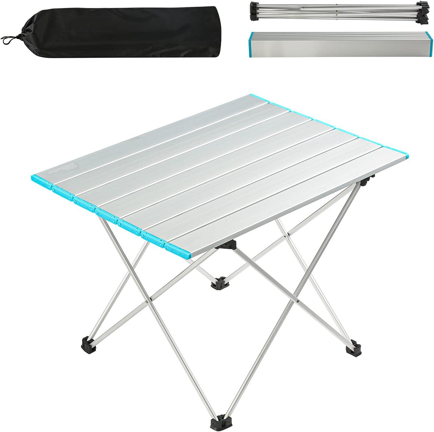 BBAhandware 22x16x16 in New York Mall Folding Table Portable Camping Industry No. 1 Ta Medium