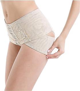 حزام تصحيح بعد الولادة ضمادة البطن بعد الولادة ملابس داخلية للنساء الحوامل (اللون: كاكي، مقاس الأموم: XL)