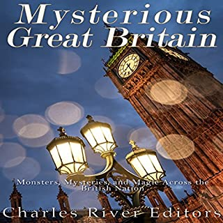Mysterious Great Britain cover art