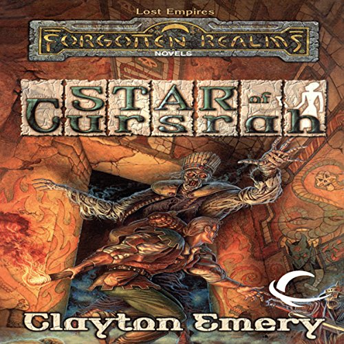 Star of Cursrah audiobook cover art