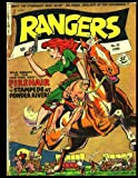 Rangers Comics #51: Golden Age Adventure Comic 1950 - Featuring Firehair, King Of The Congo, Sky Rangers and More...