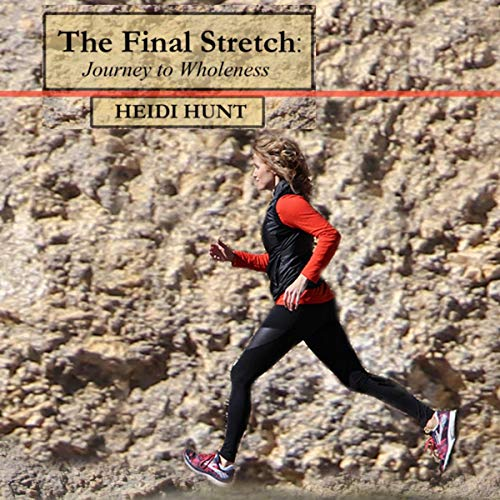 The Final Stretch audiobook cover art