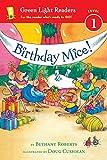 Birthday Mice! (Green Light Readers Level 1)