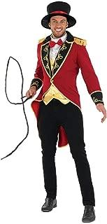 carnival ringmaster costume