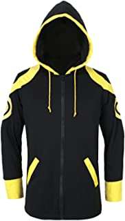Casual Mystic Messenger 707 Extreme Saeyoung Choi Cosplay Hoodie Jacket Hooded Shirt