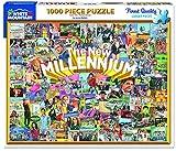 White Mountain Puzzles The New Millennium - 1000 Piece Jigsaw Puzzle