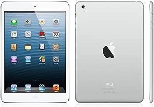 Apple iPad Mini 2 with Retina Display 16GB Wi-Fi + Cellular, Silver (Renewed)