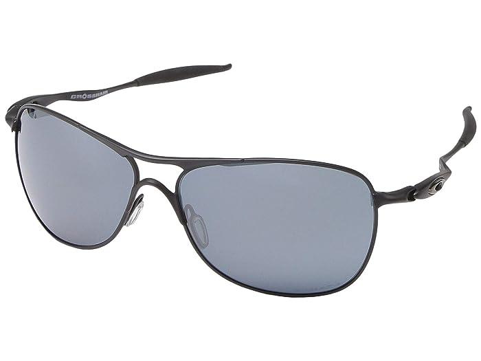 Oakley Crosshair (Matte Black) Sport Sunglasses