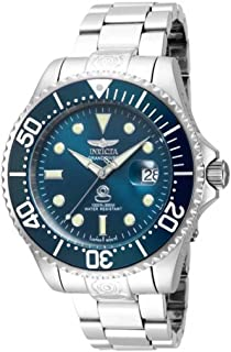 Invicta Men's 18160 Pro Diver Stainless Steel Automatic Watch