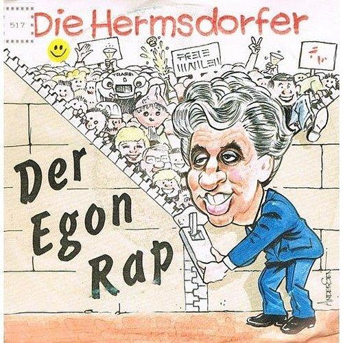 Der Egon Rap / Vinyl single [Vinyl-Single 7]