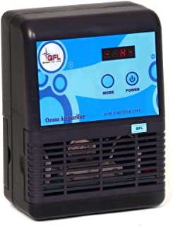 QFL BreathePure 500 Ozone Air Purifier & Ionizer, Smoke and Odor Eliminator, Great for killing mold, permanently remove Dust, Pollen, Tobacco, Pet and musty Odors, Excellent for home and work place.