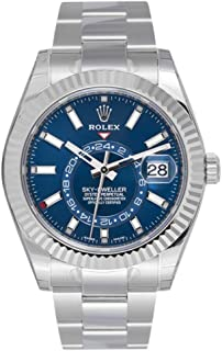 Rolex OYSTER PERPETUAL SKY-DWELLER Blue dial 326934
