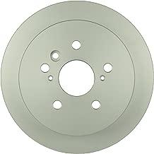 Bosch 50011266 QuietCast Premium Disc Brake Rotor For Lexus: 2004-2006 RX330, 2007-2009 RX350, 2006-2008 RX400h; Toyota: 2004-2007 Highlander; Rear