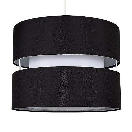 Black Ceiling Light Shade: Amazon.co.uk