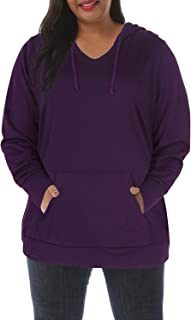 Best plus size hoodies 6x Reviews