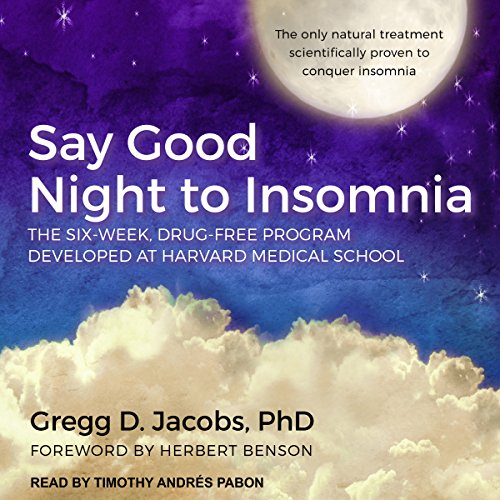 Say Good Night to Insomnia cover art