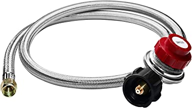 Best dual hose propane regulator Reviews
