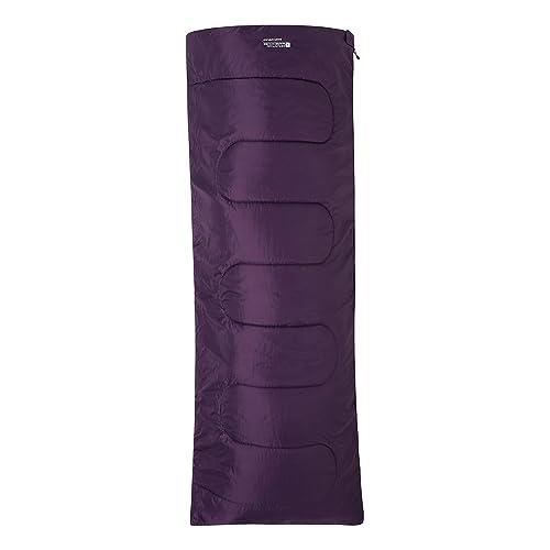 Trespass Unisex Child BUNKA 3 Season Sleeping Bag with Hollow Fibre Filling