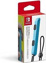Nintendo Switch: Laccetto per Joy-Con, Blu Neon
