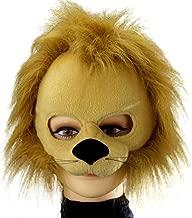 Forum Novelties Animal Soundz Lion Half Mask