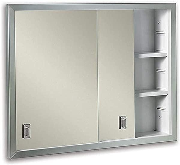 Home D Cor Premium Sliding Doors Medicine Cabinet 24 X 19 25 Storage Durable Strong Decorative