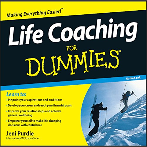 Couverture de Life Coaching for Dummies