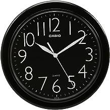 Casio IQ-01S-1D Analog Wall Clock - Black