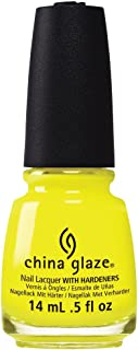 China Glaze Electric Nights Lacquer, Daisy Know My Name, 0.5 Fluid Ounce